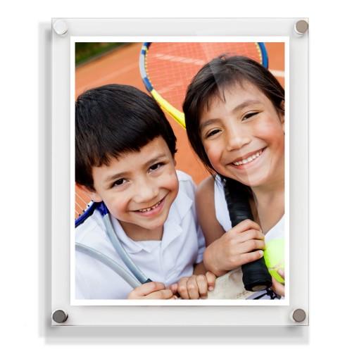 10x12 acrylic wall frame