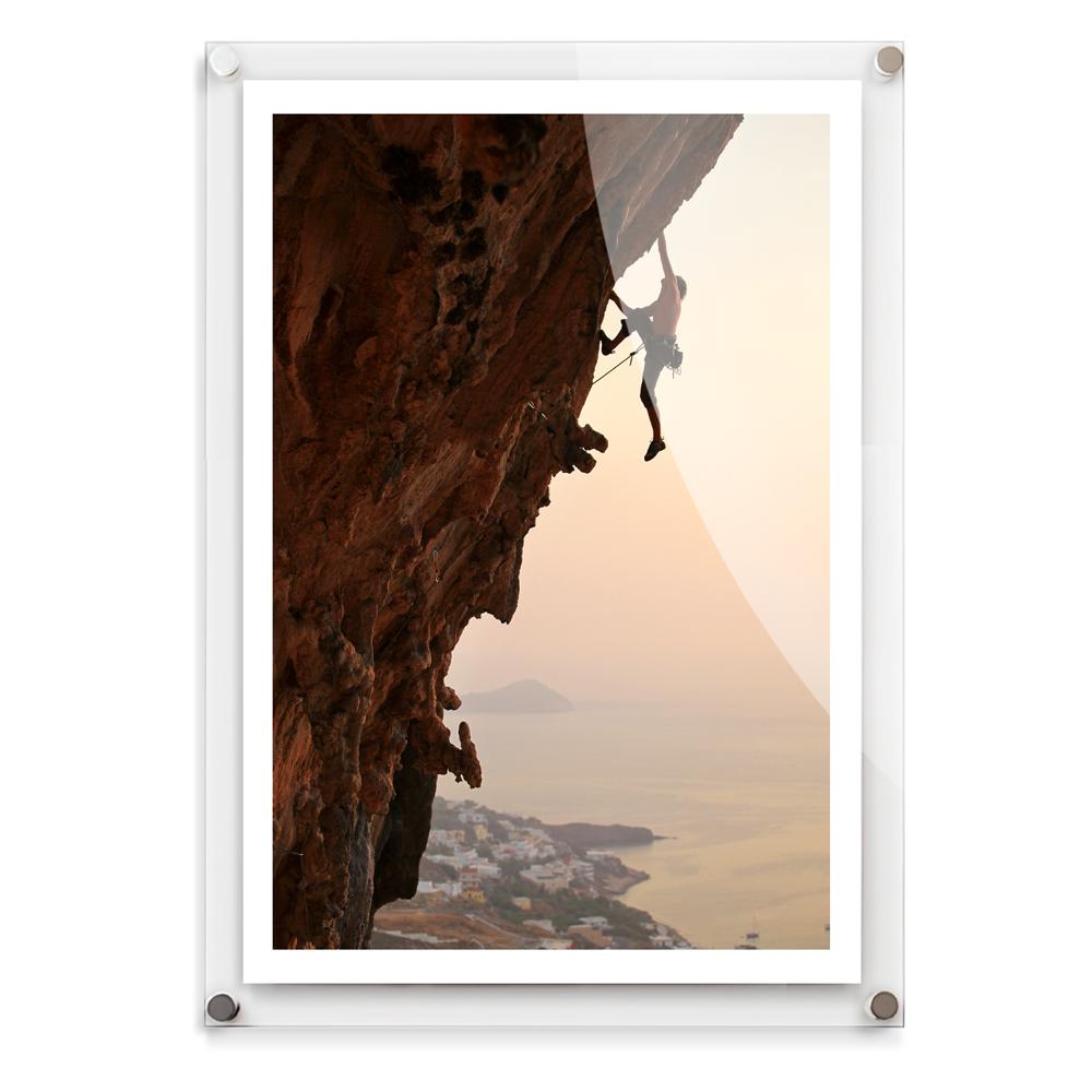 A2 Acrylic Frame Get Acrylic Photo Frames