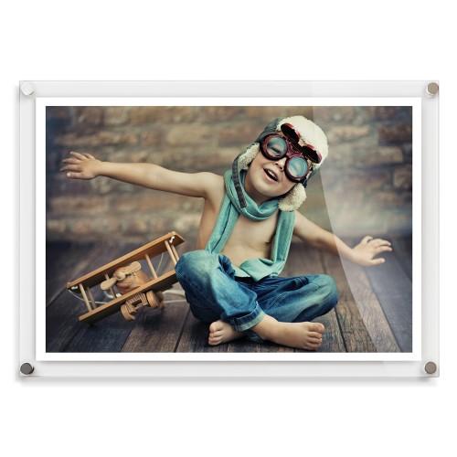 A2 Acrylic Wall Frame