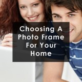 Choosing Photo Frames for Your Home
