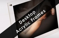 Free Standing Desktop Photo Frames