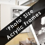 'Photo' Size Frames
