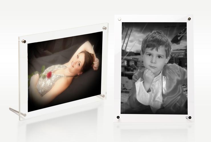 Desktop Frames