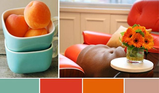 Color Palette Interior Design this years colour palette – perfect for acrylic photo frames | get