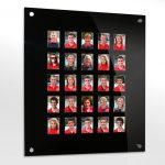 25 image staff photo board