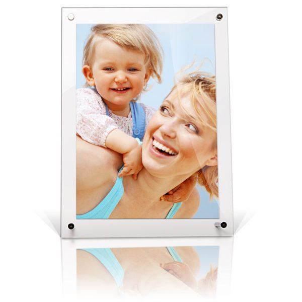 7x5 Acrylic Desktop Frame