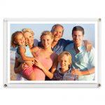 a1 acrylic wall frame