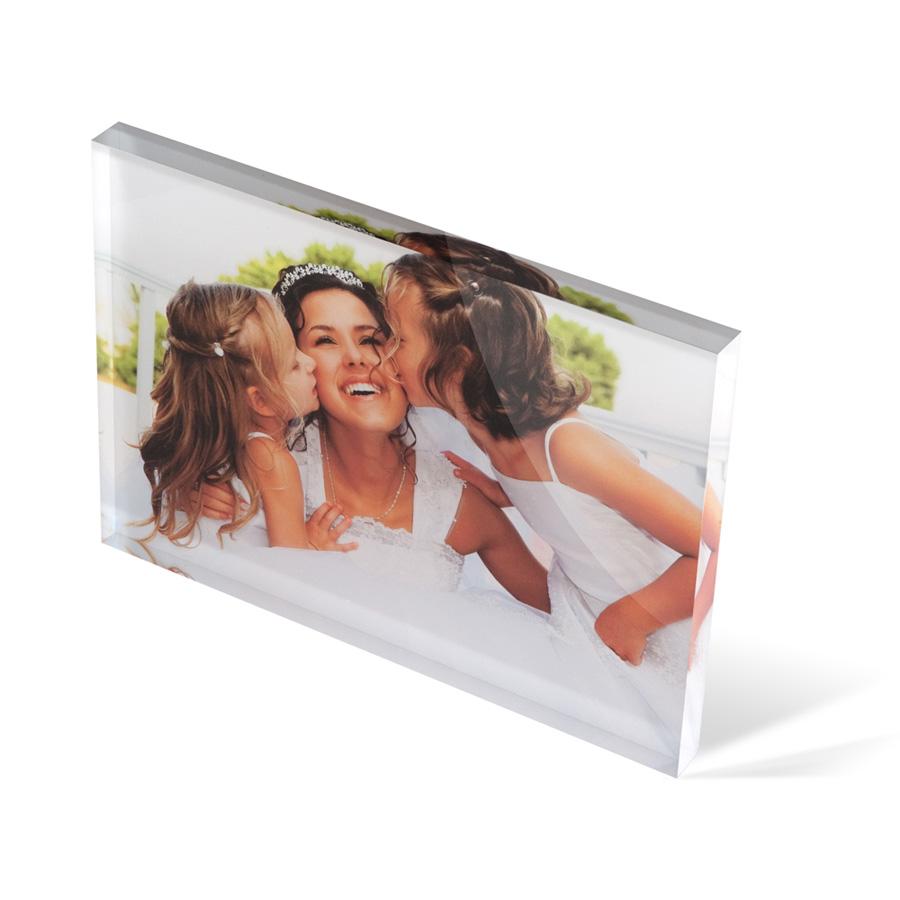 12 Image Acrylic Staff Photo Board | Get Acrylic Photo Frames