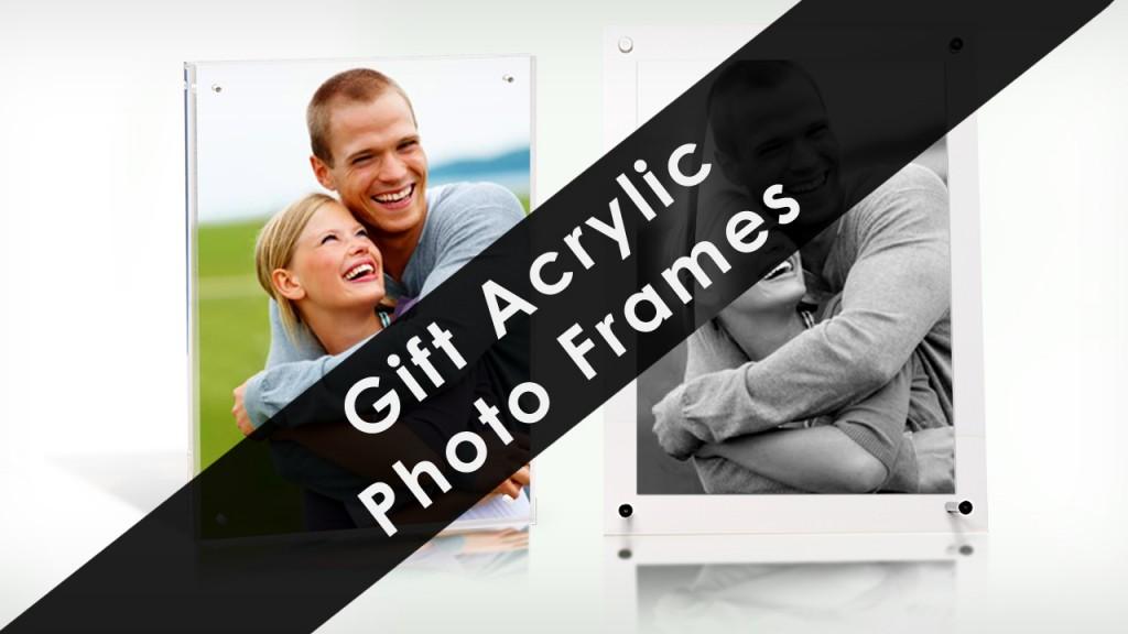 Gift Frames Gift acrylic photo frames 2