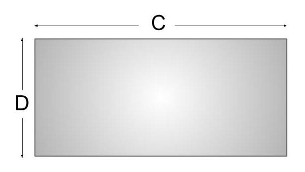 Bespoke isolation desk screening Modular screen front