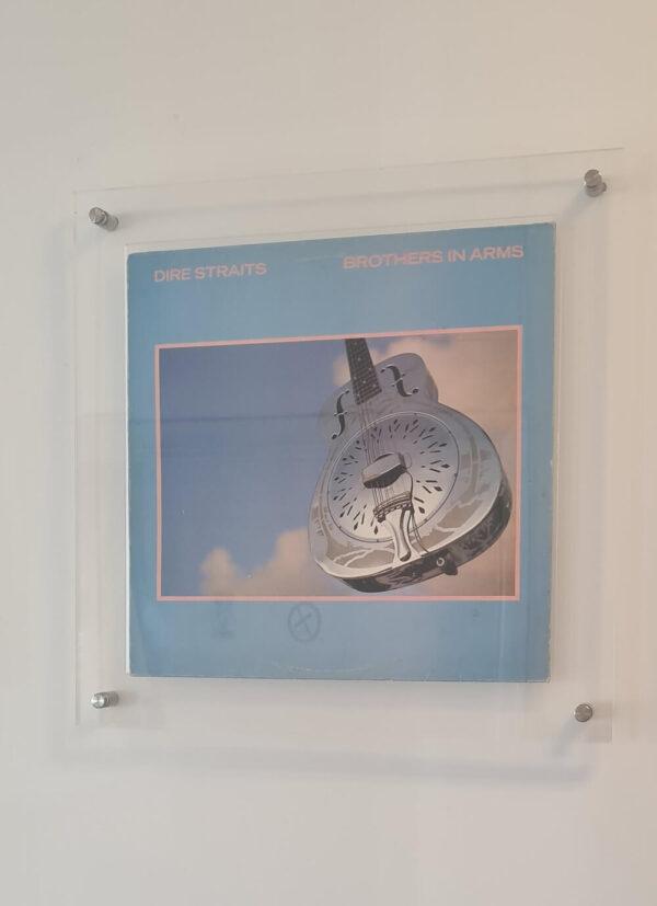 Vinyl Record Display Frames album dire min
