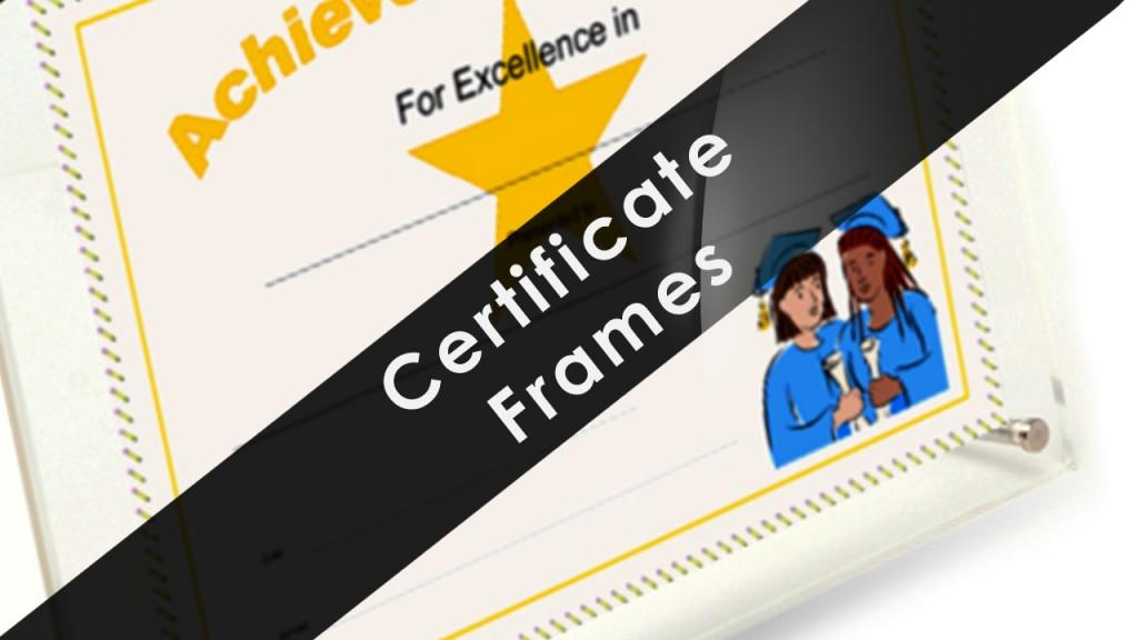 Certificate Frames certificate frames 2