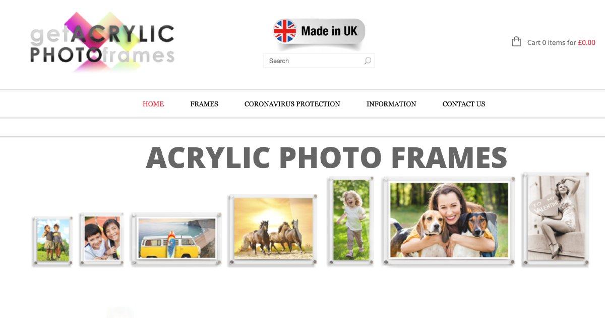 (c) Getacrylicphotoframes.co.uk