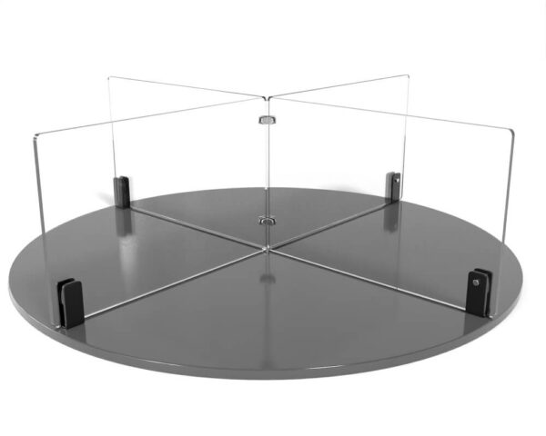 Round Meeting Table Screens round table4 no gap 1