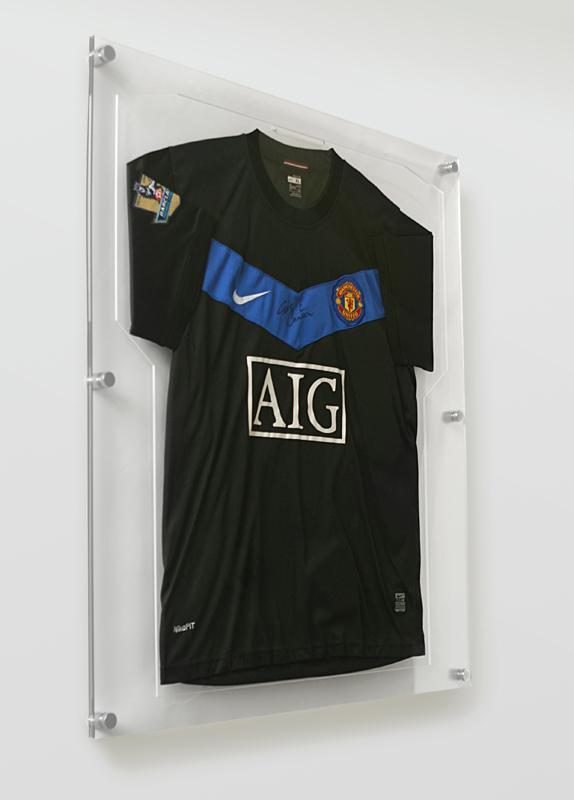 Custom Shirt Frames