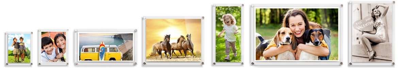 Acrylic Frames|Staff Photo Boards|Photo Blocks|Acrylic Photo Prints ...